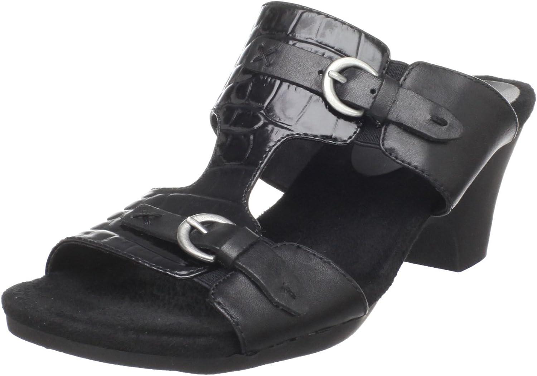 Aerosoles Women's Bran Flake T-Strap Sandal