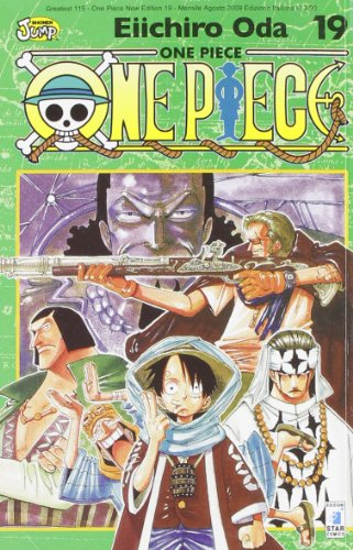 One piece. New edition (Vol. 19)