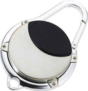 ペンギンライター 携帯灰皿 カラビナ アッシュトレイ アルミ シルバー