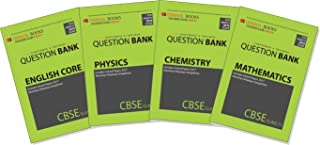Oswaal CBSE Chapterwise/Topicwise Question Bank Class 11 English Core, Physics, Chemistry and Maths - Paperback