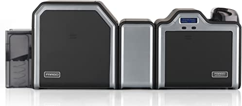 HID Fargo HDP5000 Dual Side Printing with Standard Lamination ID Card Printer - 89007