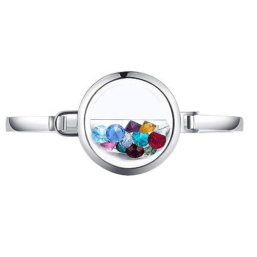 How To Open An Origami Owl Bracelet Locket #bracelet #how #locket ... | 500x500