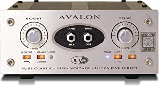 Best avalon m5 microphone preamp Reviews