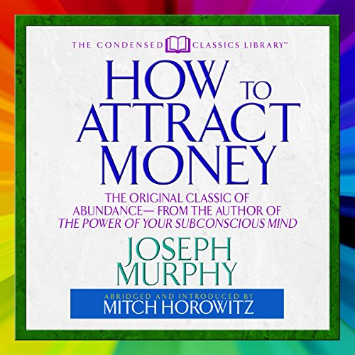 How to Attract Money audiobook cover art