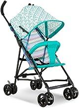 ZJJ Sillas de Paseo Cochecito de bebé, Coche de Paraguas, Coche de bebé, Carro Ligero Transpirable de Verano Plegable y liviano Plegable for bebés Carritos y sillas de Paseo (Color : Green 2)