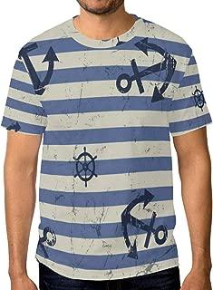 Lovexue Animal Alpaca Tribal Ethnic TShirtsforMenTopTeeCrewNeck Sport T-Shirt