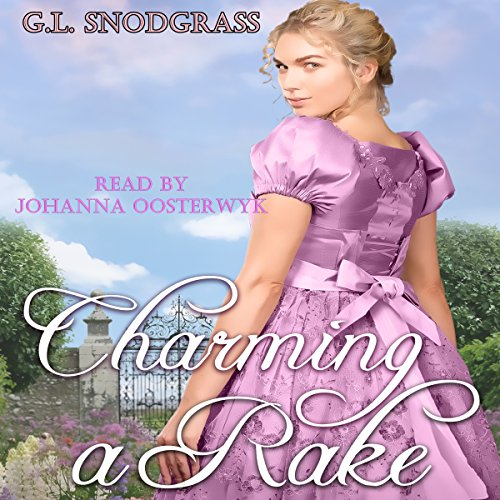 Charming a Rake audiobook cover art