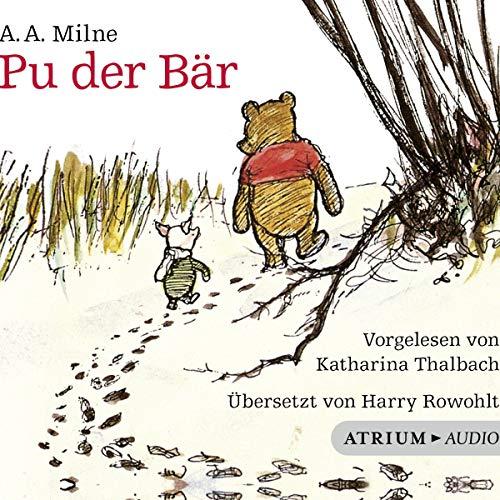 Pu der Bär cover art