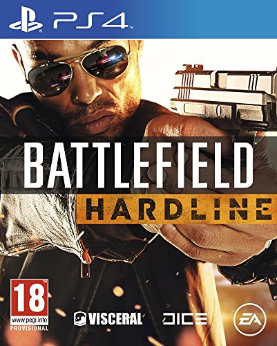 Electronic Arts Battlefield Hardline Basic PlayStation 4 videogioco