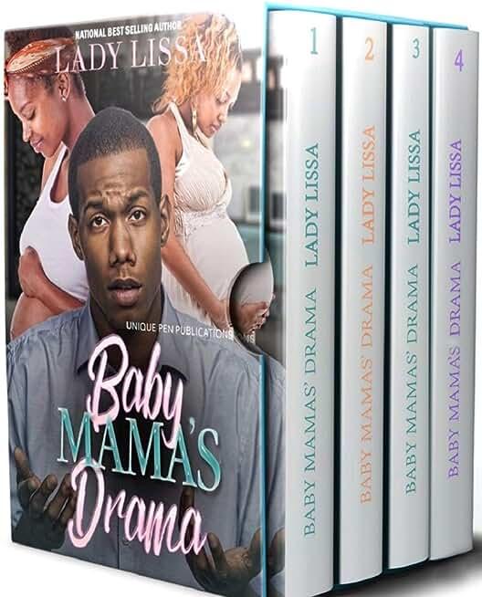 Baby Mama's Drama: Boxed Set (English Edition)