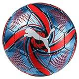PUMA Future Flare Mini Trainingsball Bleu Azur-Red Blast-Black Mini