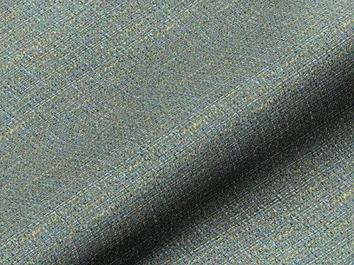 Saum & Viebahn GmbH & Co. KG Möbelstoff NORDLI Uni grün, hochwertiger Polsterstoff als Meterware, Fleckschutz