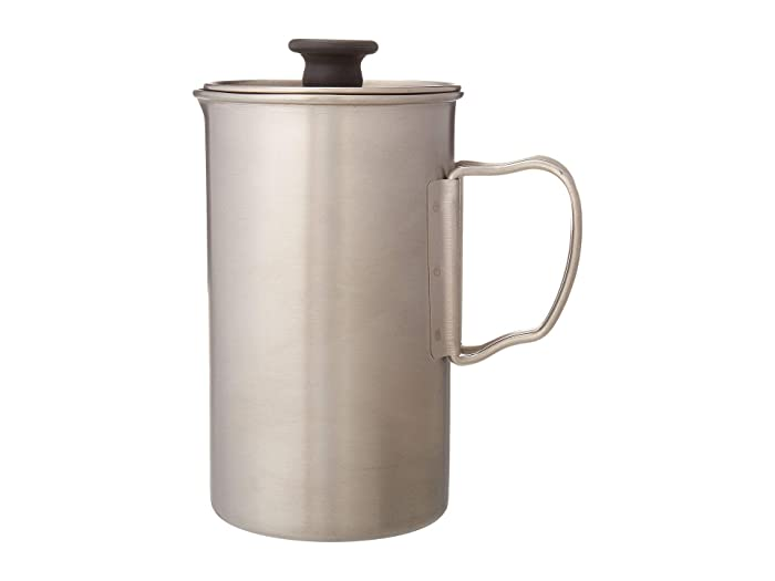 Titanium French Press Titanium