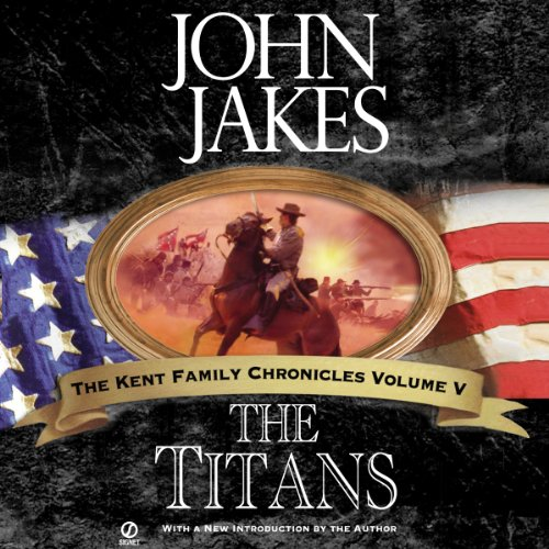 The Titans audiobook cover art
