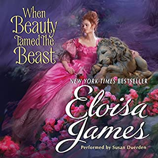 When Beauty Tamed the Beast audiobook cover art
