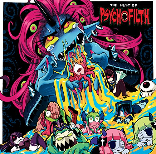 THE BEST OF PSYCHO FILTH