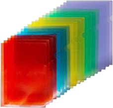 Best plastic transparent folder Reviews