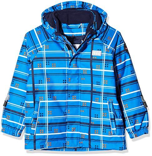 Lego Wear Duplo Lego Tec Jungen Johan 781 Blouson, Bleu (Blue 541), 12 Mois Bébé garçon