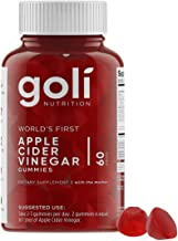 World's First Apple Cider Vinegar Gummy Vitamins by Goli Nutrition – Immunity,..