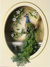 5D Diamond Painting Kit DIY Rhinestone Embroidery Cross Stitch Arts Craft for Home Wall Decor Flamingo 12x16 inch