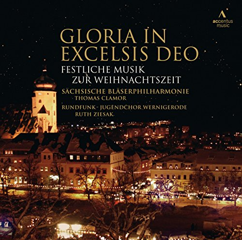 Gloria in Excelsis Deo (Angels We Have Heard on High) [Arr. W. Schumann] [Live]