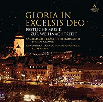 Gloria in Excelsis Deo: Festive Christmas Music (Live)