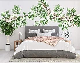 Wallpaper 3D Wall Green Plantation Modern Decoration Home Bedroom Checkered Decoration Salon 3D Behang Slaapkamer Decorati...
