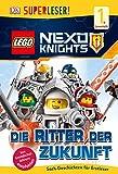 SUPERLESER! LEGO NEXO KNIGHTS(TM). Die Ritter der Zukunft: 1. Lesestufe Sach-Geschichten für Leseanfänger