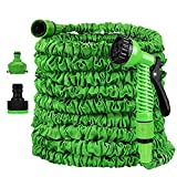 Magic Expandable Garden Hose, No Kink Water Hose Flexible Stretch Water Pipe