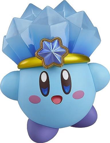 Para tu estilo de juego a los precios más baratos. Good Smile Company G90380 Nendoroid Ice Kirby - Juego de de de Juguetes  Mercancía de alta calidad y servicio conveniente y honesto.