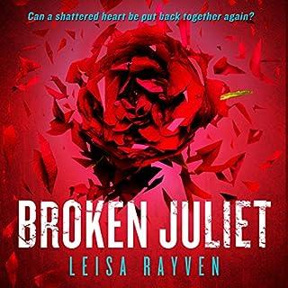 Broken Juliet audiobook cover art