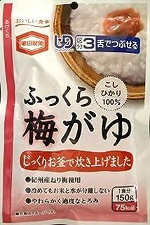 亀田製菓 ふっくら梅がゆ 150g×6食