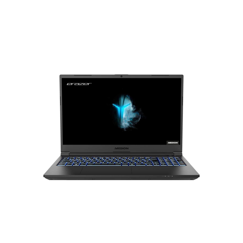 MEDION Crawler E10 Core i5-10300H 8GB 512GB SSD 15.6 Inch GeForce GTX 1650 Windows 10 Gaming Laptop