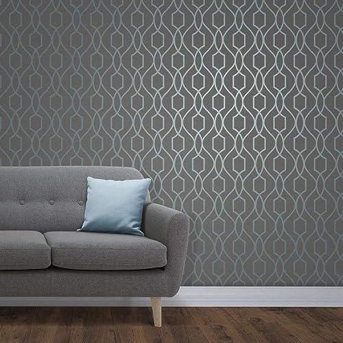 Trellis Wallpaper Amazoncom