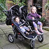 T3 Triple Pushchair