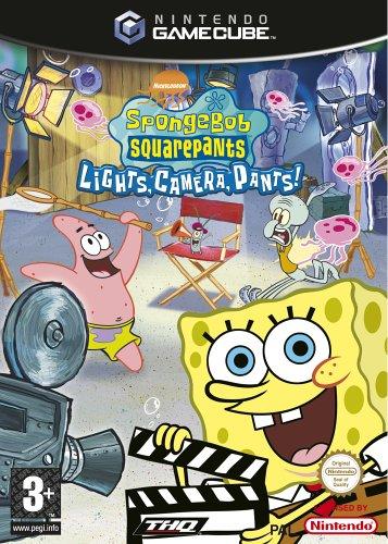 SpongeBob SquarePants: Lights, Camera, Pants! (GameCube) [GameCube] …