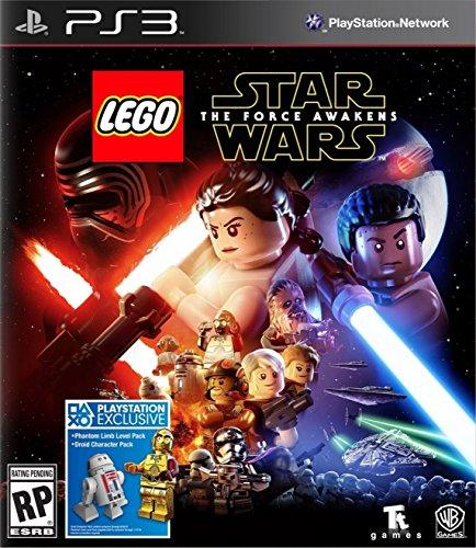 Jogo Lego Star Wars The Force Awakens PS3
