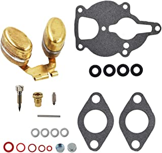 Autoparts New Carburetor Kit Fit for Wisconsin Engine VH4D VHD TJD Replaces LQ39