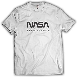 NASA公認Tシャツ(丸首・ラウンドネック)・ロゴタイプ(ワーム)・フルーツオブザルームボディJ3930HD