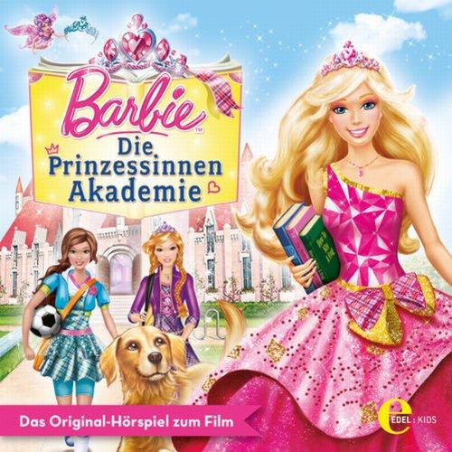 Barbie - Die Prinzessinnenakademie Titelbild