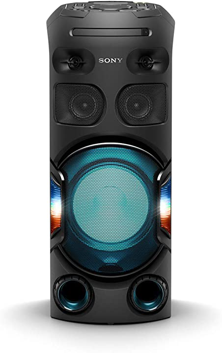Sistema audio all in one con jet bass booster, effetti luminosi sony mhc-v42d - mp3 -cd -usb -bluetooh MHCV42D.CEL