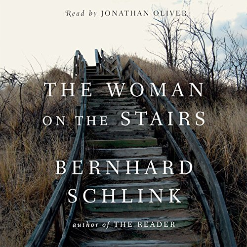 Woman on the Stairs audiobook cover art