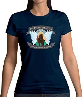 Bye Lil Sebastian - Womens T-Shirt - 13 Colours