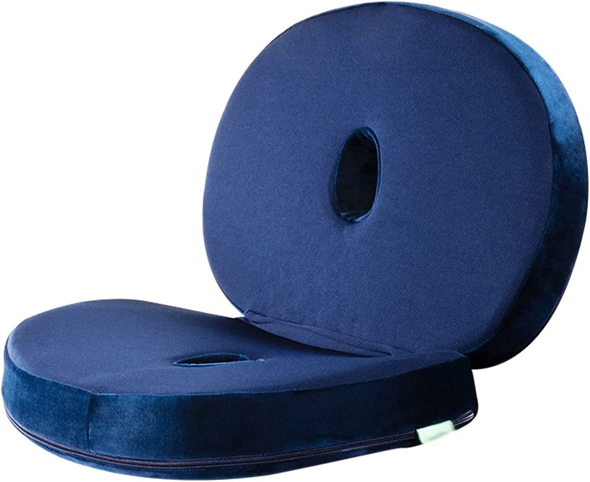 Seat Cushion Pillow for Excellent Office Fees free Back SupportMem Chairfor and Butt
