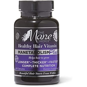 Amazon Com The Mane Choice Healthy Hair Growth Retention Vitamins Beauty