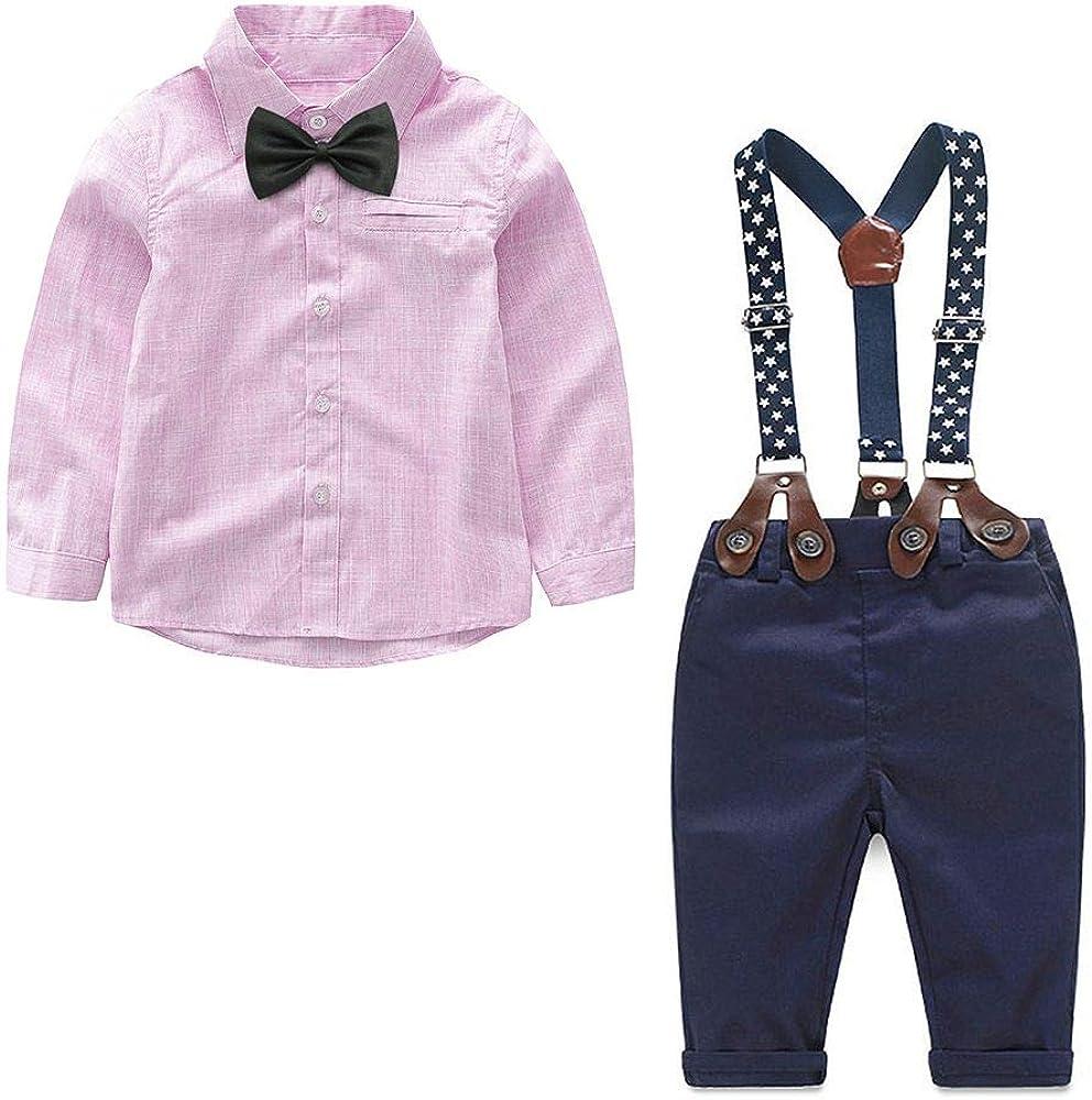 Boy Clothes Set Toddler Little Kids Summer Cotton 2PCS T-Shirt Shorts Pants Outfit