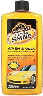 Armor All Ultra Shine Wash & Wax (16 fluid ounces)