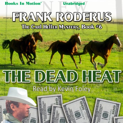 The Dead Heat audiobook cover art