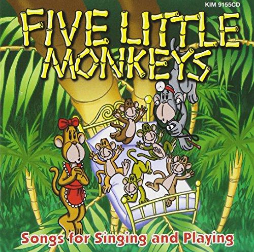 Five Little Monkeys [Import allemand]
