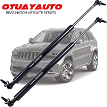 SCITOO Rear Tailgate Lift Supports Struts Gas Springs Shocks fit 2005-2008 Jeep Grand Cherokee